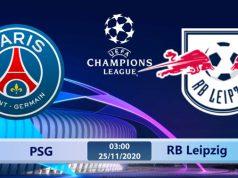 Soi kèo PSG vs RB Leipzig 03h00 ngày 25/11: Quyết chiến tới cùng