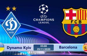 Soi kèo Dynamo Kyiv vs Barcelona 03h00 ngày 25/11: Người cùng cảnh ngộ