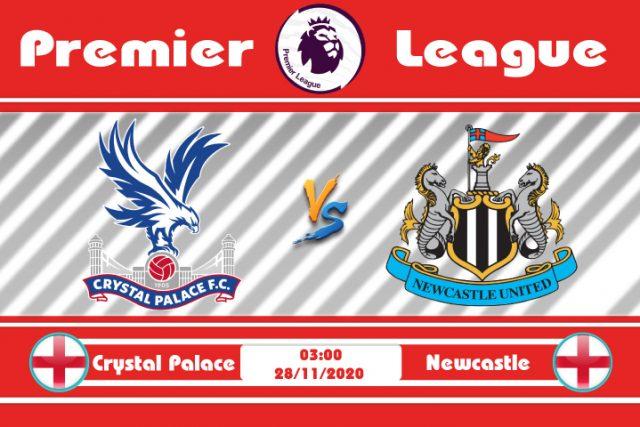 Soi kèo Crystal Palace vs Newcastle 03h00 ngày 28/11: Bàn thắng nhỏ giọt